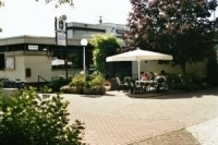 Club-Terrasse Bewirtung